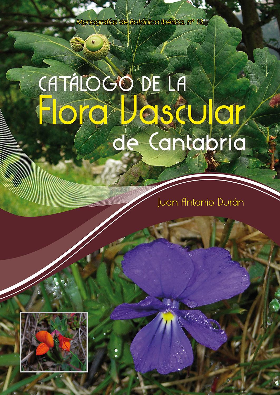 Cat�logo de la flora vascular de Cantabria