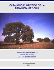 Catálogo florístico de la provincia de Soria